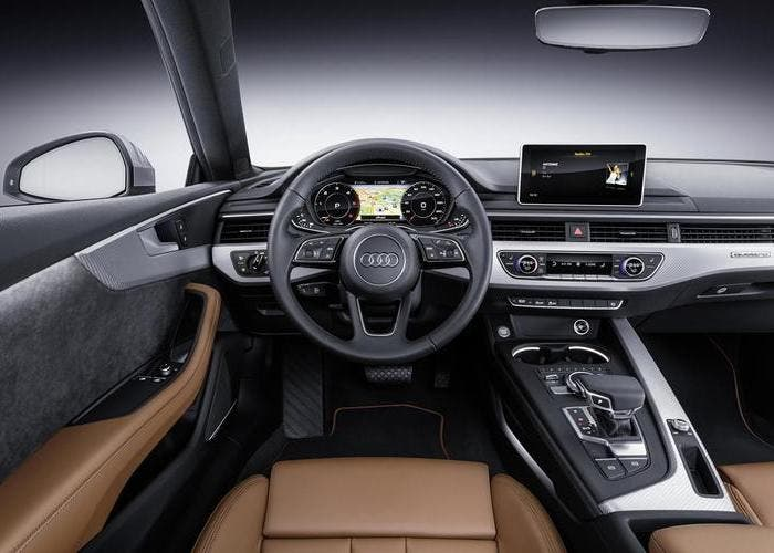 Audi A5 2016 12