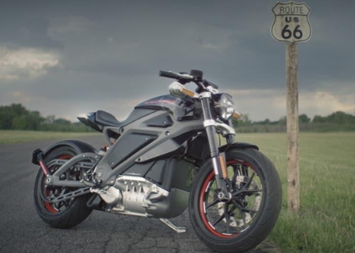 Harley-Davidson eléctrica 1