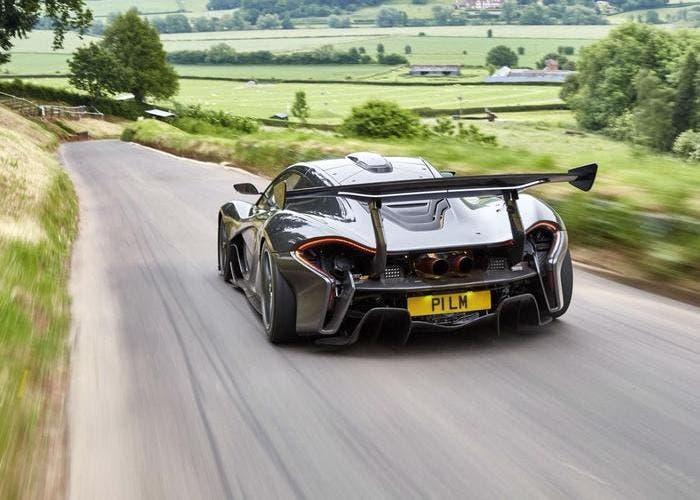 McLaren P1 LM 05
