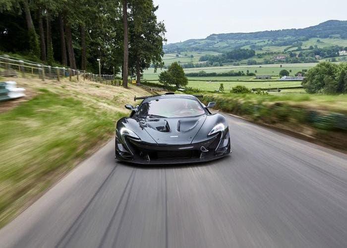 McLaren P1 LM 06