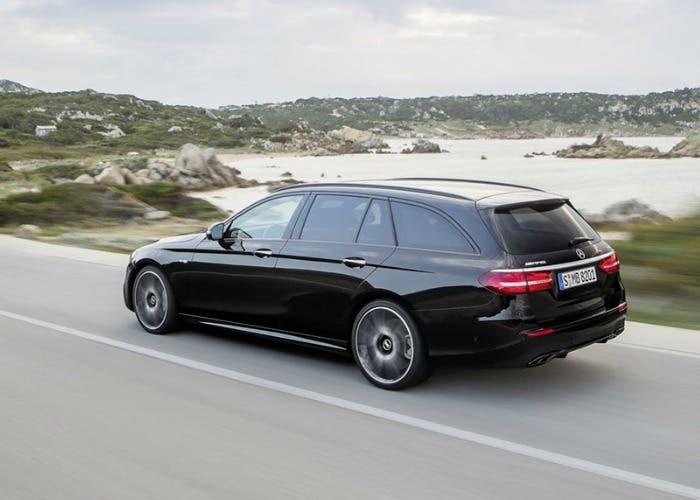 Nuevo Mercedes-AMG E43 Estate