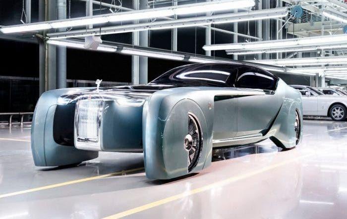 Rolls Royce Vision