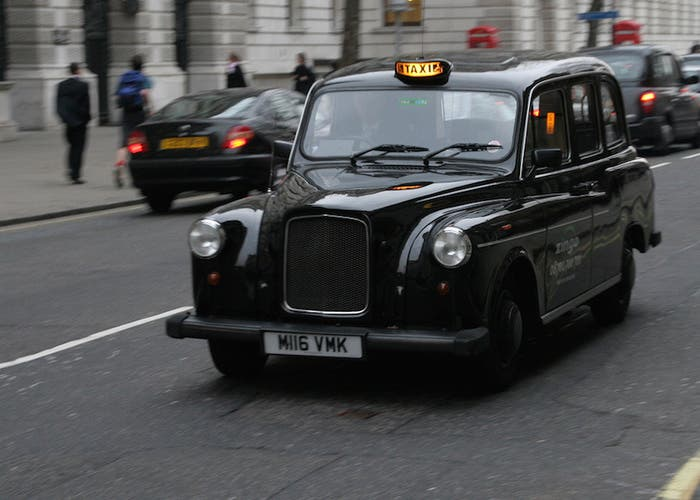 The London Taxi Company  Londres