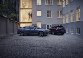Volvo S90 y V90 R-Design 06