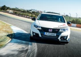 Nuevos récords del Honda Civic Type-R