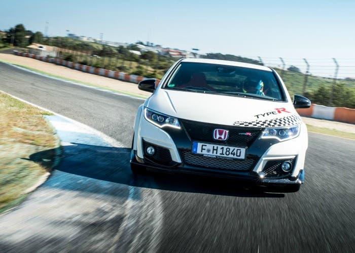 Nuevos récords del Honda Civic Type-R