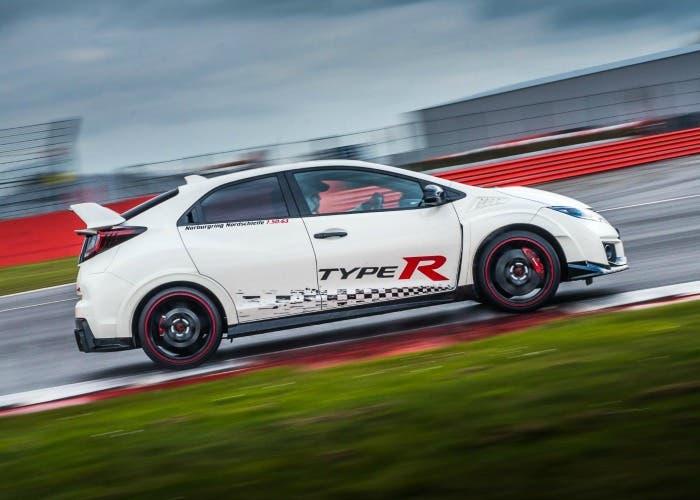 Honda Civic Type-R en Silverstone