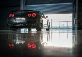 Nissan GT-R en Spa-Francorchamps