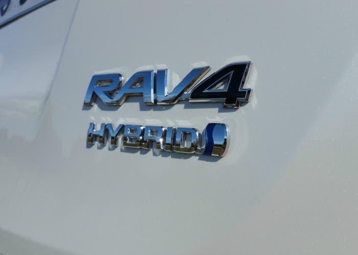 RAV4 Hybrid logo