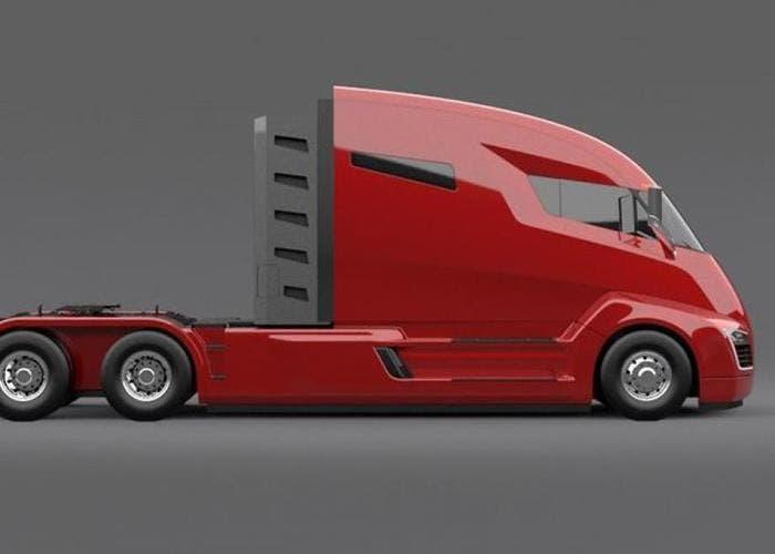 Nikola camión