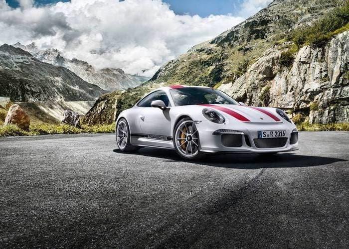 Porsche911r 2