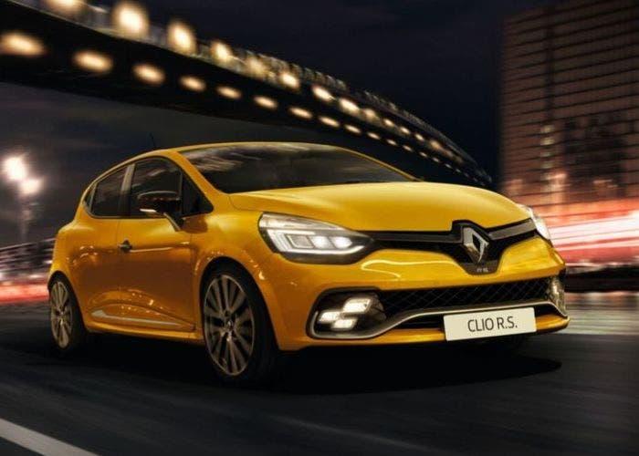 Renault Clio R.S. 201601