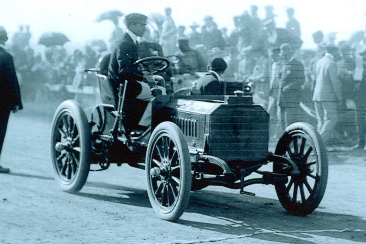 El primer Mercedes de la historia
