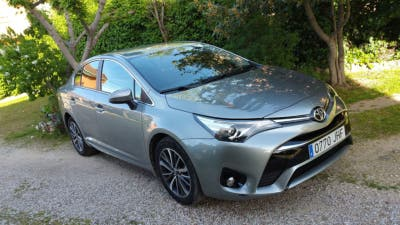 Toyota Avensis 150D Advanced