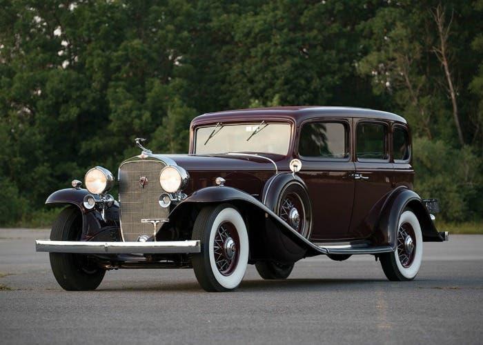 Cadillac V16 Fleetwood sedan de 1932