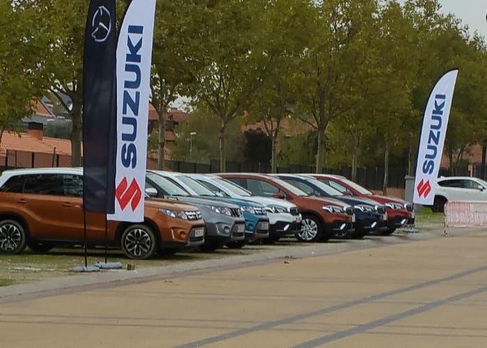 Motor Test The Best en Las Rozas 2016
