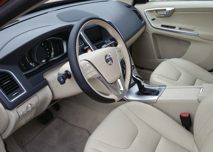 Interior Volvo XC60