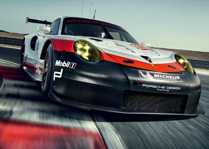 Porsche 911 de competición