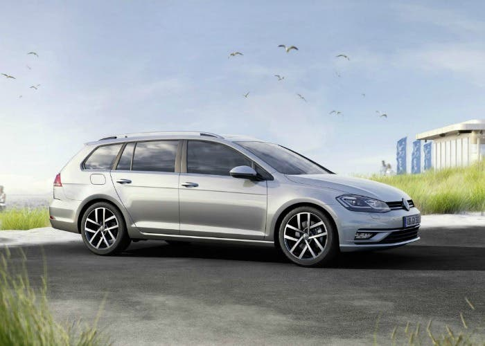 Volkswagen VII Variant 2017
