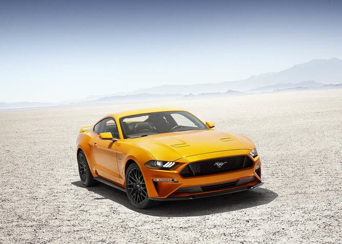 Mustang2018front