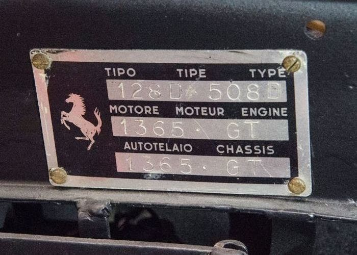 Ferrari 250 GT Coupé Pinin Farina6