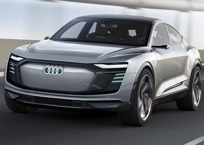 Audi espejos retrovisores