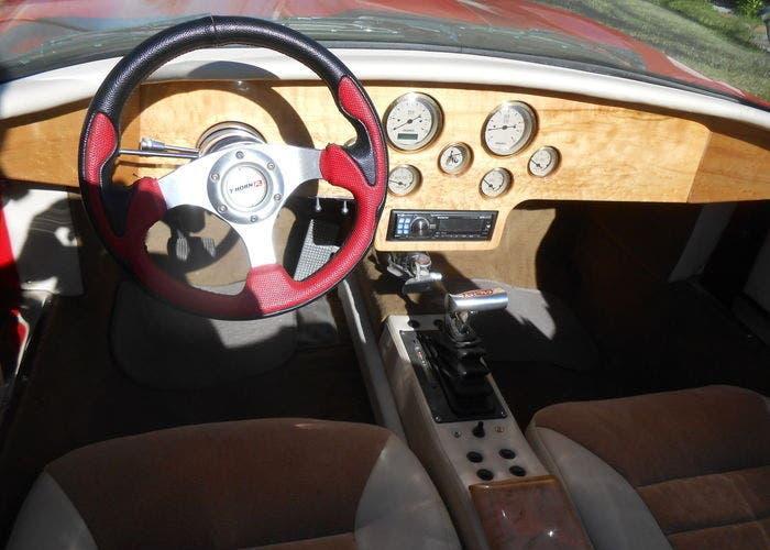 Esta es la mayor aberración hecha sobre la base del Jaguar E-Type en toda la historia
