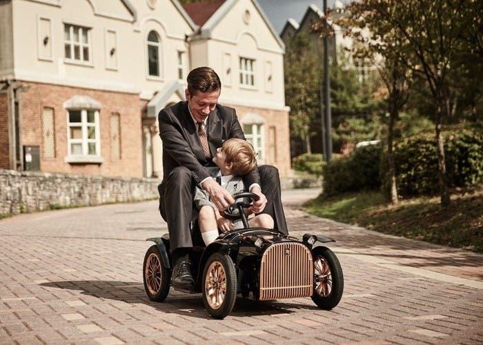 D.Throne, el juguete definitivo para los hijos de padres ricos