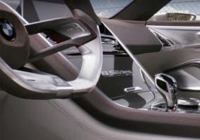 BMW Serie 8 interior