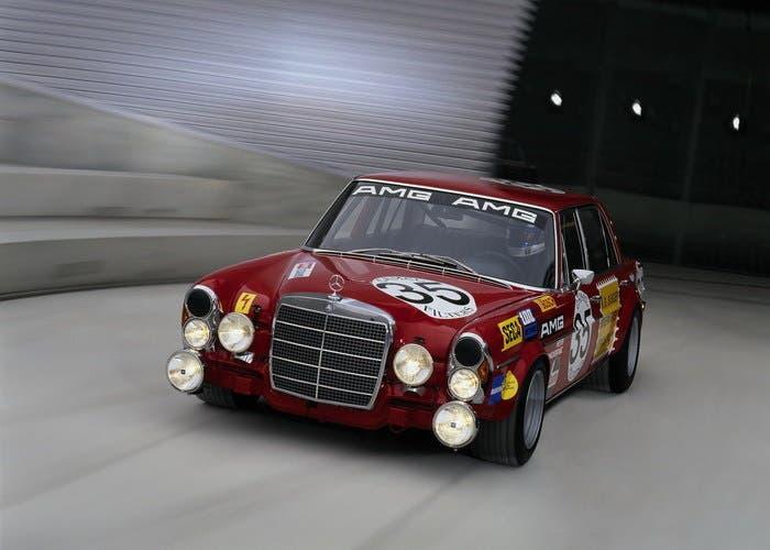 Mercedes 300SEL AMG
