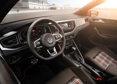 Polo GTI interior