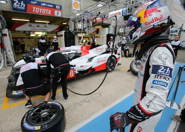Prologo 24 Horas Le Mans 2017