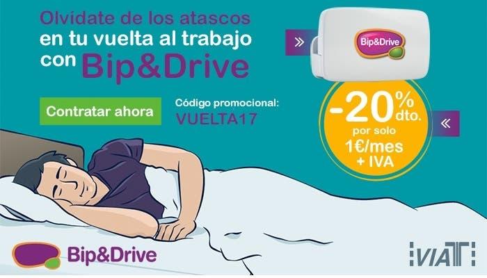 Bip&Drive VUELTA17