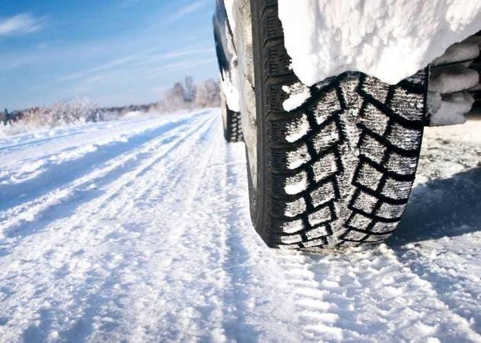 Neumáticos de invierno para la nieve