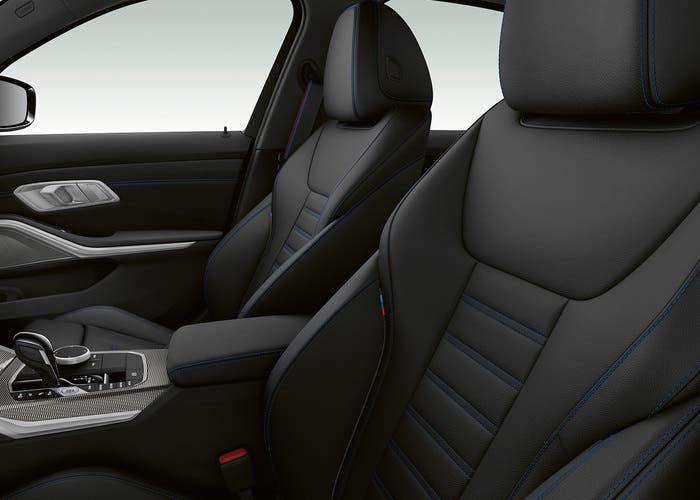 BMW asientos