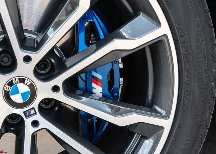 BMW frenos