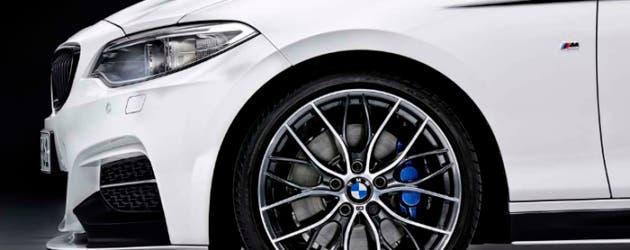 BMW paquete M