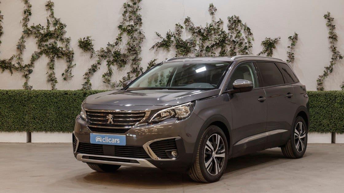 Peugeot 5008 de venta en CLICARS